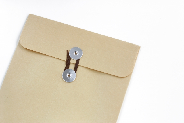 自分 の 用 封筒 住所 返信